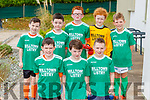 The Milltown/Listry team that played in the u10 Community Games in Milltown on Sunday