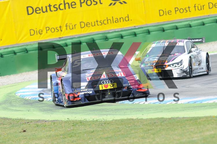 # 5 Mattias Ekstroem auf Audi RS5 DTM Audi Sport vom Team Abt Sportsline  beim Rennen der DTM auf dem Hockenheimring.<br /> <br /> Foto &copy; P-I-X.org *** Foto ist honorarpflichtig! *** Auf Anfrage in hoeherer Qualitaet/Aufloesung. Belegexemplar erbeten. Veroeffentlichung ausschliesslich fuer journalistisch-publizistische Zwecke. For editorial use only.