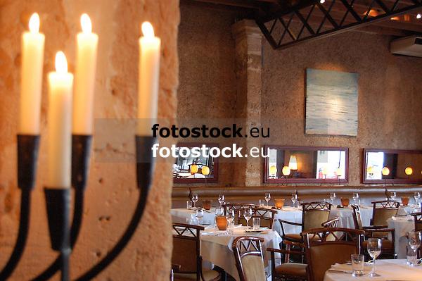 Restaurante Colón de Dieter Sögner, Portocolom, Mallorca, Spain