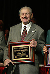 17 January 2004: Frank Borghi. The five surviving members of the US team that defeated England at the 1950 World Cup in Brazil were named honorary All-Americans at the Charlotte Convention Center in Charlotte, NC as part of the annual National Soccer Coaches Association of America convention..