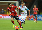 independiente Medellín venció 4-1 a Deportivo Pasto. Fecha 9 Liga Águila I-2017.