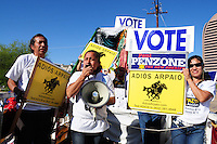 Election Day in Arizona - November 6, 2012