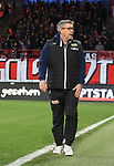 08.03.2019, Stadion an der Wuhlheide, Berlin, GER, 2.FBL, 1.FC UNION BERLIN  VS. FC Ingolstadt 04, <br /> DFL  regulations prohibit any use of photographs as image sequences and/or quasi-video<br /> im Bild Cheftrainer (Head Coach) Urs Fischer(1.FC Union Berlin)<br /> <br /> <br />      <br /> Foto &copy; nordphoto / Engler