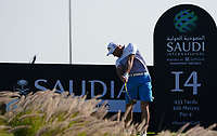 Oliver Wilson (ENG) on the 14th during the Preview of the Saudi International at the Royal Greens Golf and Country Club, King Abdullah Economic City, Saudi Arabia. 28/01/2020<br /> Picture: Golffile | Thos Caffrey<br /> <br /> <br /> All photo usage must carry mandatory copyright credit (© Golffile | Thos Caffrey)