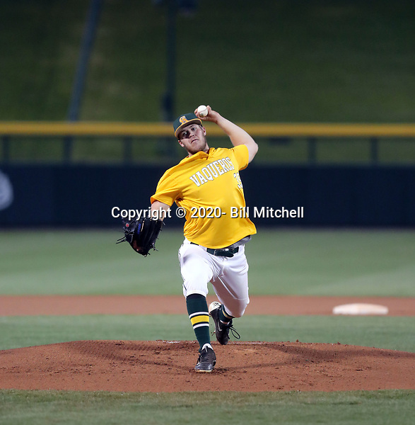 Calvin Schapira - 2020 Central Arizona College Vaqueros (Bill Mitchell)