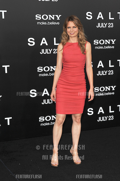 "Mary Lynn Rajskub at the premiere of ""Salt"" at Grauman's Chinese Theatre, Hollywood..July 19, 2010  Los Angeles, CA.Picture: Paul Smith / Featureflash"