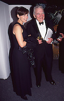 Katie Couric &amp; Andy Rooney 1996 by <br />