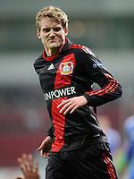 FUSSBALL   CHAMPIONS LEAGUE   SAISON 2011/2012   GRUPPENPHASE Bayer 04 Leverkusen - FC Chelsea    23.11.2011 Andre SCHUERRLE (Leverkusen)