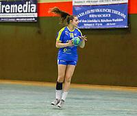 Emily Theilig (Leipzig) - 10.03.2019: SG Weiterstadt/Braunshardt/Worfelden vs. HC Leipzig, Sporthalle Braunshardt