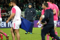 Sport Director Robert Mohr of Stade Francais during the Challenge Cup match between Section Paloise and Stade Francais on March 30, 2018 in Pau, France. (Photo by Manuel Blondeau/Icon Sport)