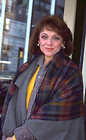 Valerie Harper by Jonathan Green<br /> NYC ABC Studios 1986