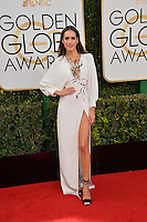 Louise Roe at the 74th Golden Globe Awards  at The Beverly Hilton Hotel, Los Angeles USA 8th January  2017<br /> Picture: Paul Smith/Featureflash/SilverHub 0208 004 5359 sales@silverhubmedia.com