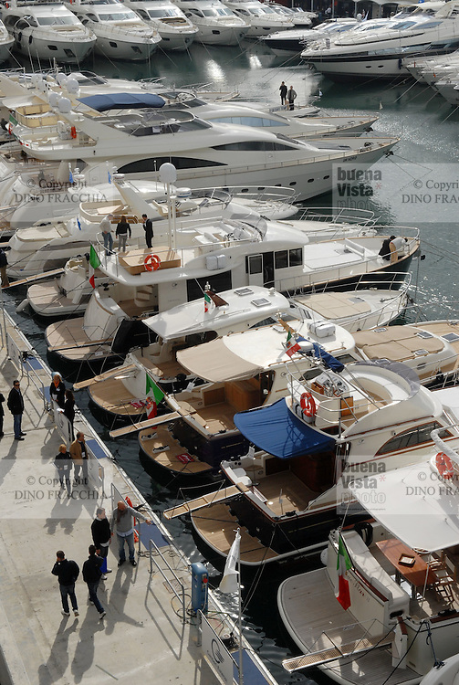 - Genoa International Boat Show..- Salone Nautico Internazionale di Genova
