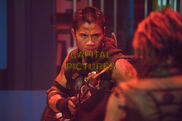 Cung Lee.in Pandorum.*Filmstill - Editorial Use Only*.CAP/PLF.Supplied by Capital Pictures.