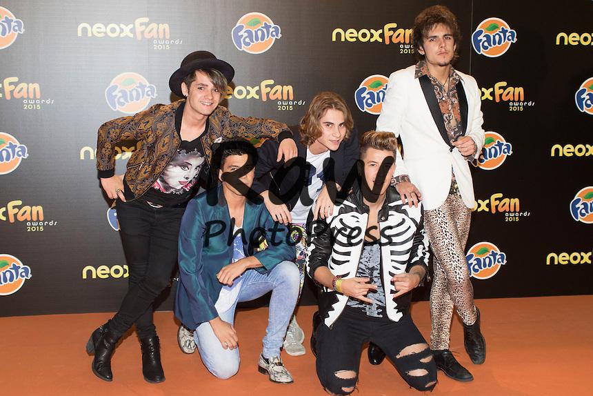 Los Premios Neox Fan Awards se han entregado en Madrid.<br /> <br /> Neox Fan Awards ceremony held in Madrid on Ocotober 28th, 2015.