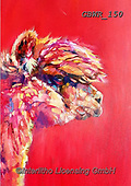 Simon, REALISTIC ANIMALS, REALISTISCHE TIERE, ANIMALES REALISTICOS, innovative, paintings+++++A_SueG_Alpaca,GBWR150,#a#, EVERYDAY