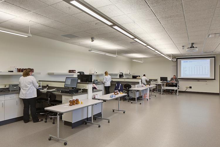 Cedarville University Health Sciences Center   Architect: Design Group