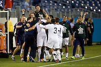 2012 CONCACAF Men's Olympic Qualifying tournament. U.S. Under-23 Mens National Team vs  El Salvador  March 26 at LP Field in Nashville, Tenn.