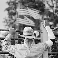 Jay County Fair and Rodeo, Warsaw, Indiana, July 10, 2018.
