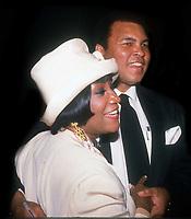 Patti LaBelle Muhammed Ali 1990<br /> Photo By John Barrett/PHOTOlink