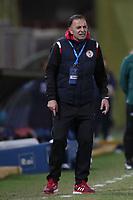 Levan Bajelidze coach Georgia<br /> Benevento 08-11-2019 Stadio Ciro Vigorito <br /> Football UEFA Women's EURO 2021 <br /> Qualifying round - Group B <br /> Italy - Georgia<br /> Photo Cesare Purini / Insidefoto