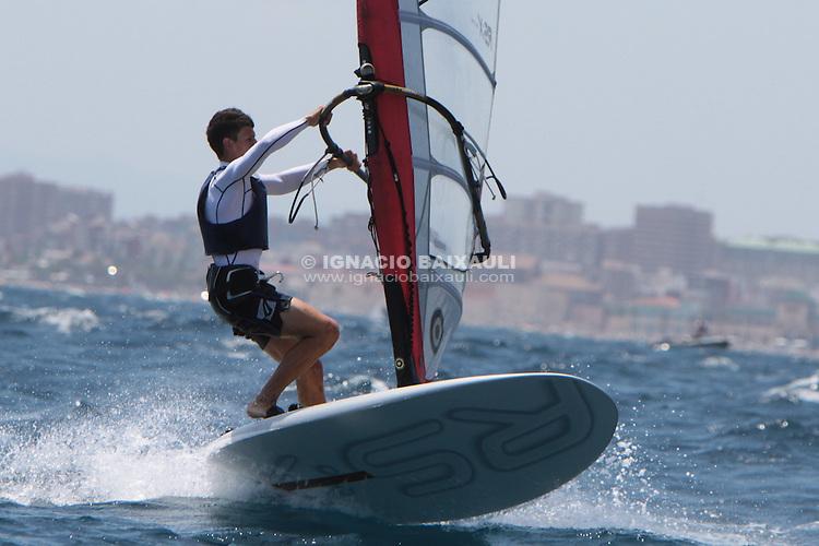 IV MASTER GOLDEN SERIES VALENCIA Marina Real Juan Carlos I, Valencia