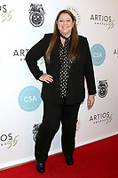 LOS ANGELES - JAN 30:  Camryn Manheim at the 35th Artios Awards at the Beverly Hilton Hotel on January 30, 2020 in Beverly Hills, CA
