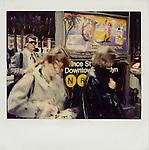 USA, New York City, 1989.Prince Street.Photo by Felix Kalkman