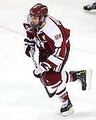 Danny Hobbs (UMass - 11) - The Boston College Eagles defeated the visiting University of Massachusetts-Amherst Minutemen 2-1 in the opening game of their 2012 Hockey East quarterfinal matchup on Friday, March 9, 2012, at Kelley Rink at Conte Forum in Chestnut Hill, Massachusetts.
