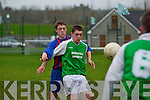 Killarney Vs Artane soccer
