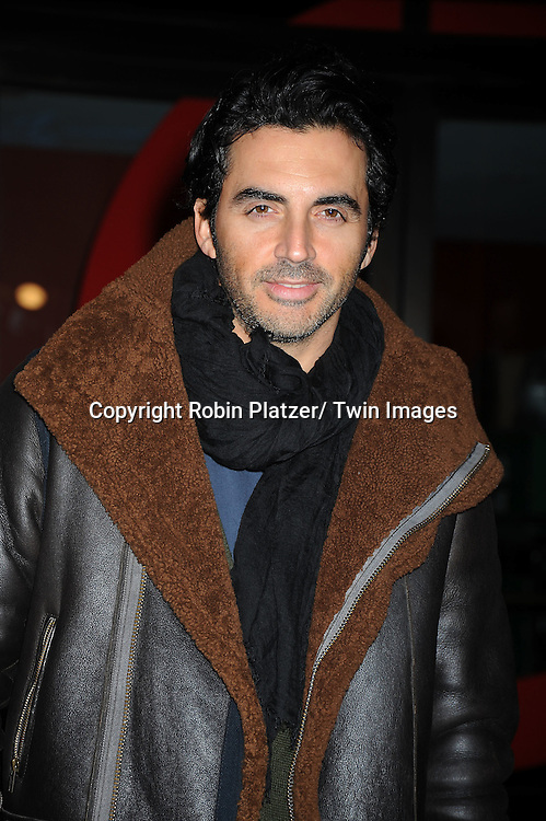 Yigal Azrouel attending The Glamour Magazine 20th Annual Women of the Year on November 8, 2010 at Carnegie Hall in New York City.