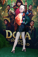 """LOS ANGELES - JUL 28:  Ella Anderson at the """"Dora and the Lost City of Gold"""" World Premiere at the Regal LA Live on July 28, 2019 in Los Angeles, CA"""