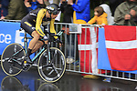 Robert Wagner (GER) Lotto NL-Jumbo in action during Stage 1, a 14km individual time trial around Dusseldorf, of the 104th edition of the Tour de France 2017, Dusseldorf, Germany. 1st July 2017.<br /> Picture: Eoin Clarke | Cyclefile<br /> <br /> <br /> All photos usage must carry mandatory copyright credit (&copy; Cyclefile | Eoin Clarke)