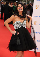 Alison King arriving for the BAFTA Television Awards 2010 at the London Palladium. 06/06/2010  Picture by: Steve Vas / Featureflash