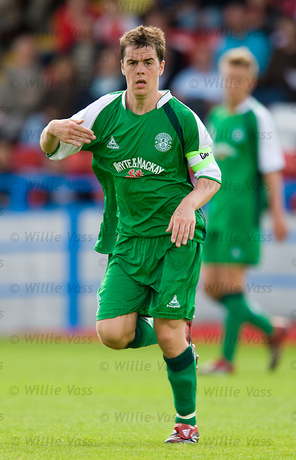 Ross Chisholm, Hibs