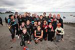 NELSON, NEW ZEALAND - NOVEMBER 16: Sea Swim Series on November 16 2017 in Nelson, New Zealand. (Photo by: Evan Barnes Shuttersport Limited)