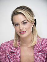 Margot Robbie at  The Favourite press conference at the Four Seasons Hotel, Beverly Hills, California on  November 16,  2018. Credit: Action Press/MediaPunch ***FOR USA ONLY***