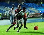 América igualó como local 0-0 ante Deportivo Cali. Semifinal ida Liga Águila I-2017.