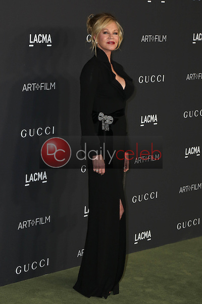 Melanie Griffith<br /> at the 2016 LACMA Art +  Film Gala, LACMA, Los Angeles, CA 10-29-16<br /> David Edwards/DailyCeleb.com 818-249-4998