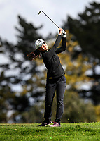 Munchin Keh (NZL) during the Anita Boon Pro-Am, North Shore Golf Course, Auckland, New Zealand Friday 22  September 2017.  Photo: Simon Watts/www.bwmedia.co.nz
