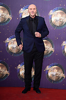 Simon Rimmer at the launch of the new series of &quot;Strictly Come Dancing&quot; at New Broadcasting House, London, UK. <br /> 28 August  2017<br /> Picture: Steve Vas/Featureflash/SilverHub 0208 004 5359 sales@silverhubmedia.com