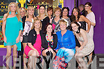 GIRL TIME: Enjoying a girls night out at Sean Og's, Tralee on Sunday front l-r: Kay Lynch, Clodagh Lynch, Marian Fitzgerald and Samantha Croft. Back l-r: Laura Fitzgerald, Michelle Lynch, Lorraine Lynch, Amy Brick, Tina Lynch, Mags Lynch, Majella O'Sullivan, Leanne Templeton and Jennifer Marshall...