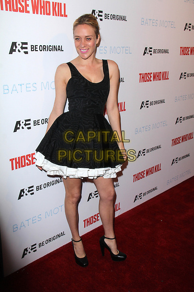 HOLLYWOOD, CA - February 26: Chloe Sevigny at A&amp;E's &quot;Bates Motel&quot; and &quot;Those Who Kill&quot; Premiere Party, Warwick, Hollywood,  February 26, 2014. <br /> CAP/MPI/JO<br /> &copy;JO/MPI/Capital Pictures