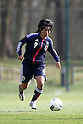 Yoko Tanaka (JPN), APRIL 3, 2012 - Football / Soccer : Women's International Friendly match between France B and U-20 Japan in Clairefontaine, France. (Photo by AFLO SPORT)
