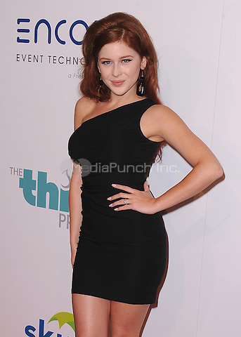 BEVERLY HILLS, CA - JUNE 24:  Renee Olstead at the 5th Annual Thirst Gala at the Beverly Hilton Hotel on June 24, 2014 in Beverly Hills, California. PGSK/MediaPunch