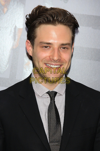"Ben Rappaport.New York Premiere of ""Now You See Me"" at the AMC Loews Lincoln Square Cinemas, New York, NY., USA..May 21st, 2013.headshot portrait black   suit.CAP/LNC/TOM.©LNC/Capital Pictures."