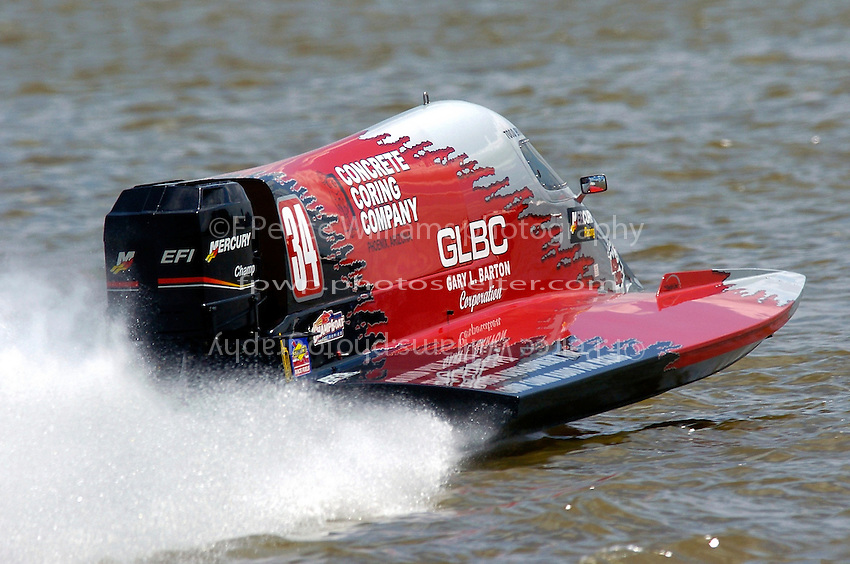 Todd Bowden (#34)   (Formula 1/F1/Champ class)
