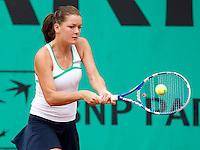 Agnieszka Radwanska (POL) & Maria Kirilenko (RUS) (11) against Petra Kvitova (CZE) & Stefanie Voegele (SUI) in the second round of the women's doubles. Radwanska & Kirilenko beat Kvitova & Voegele 6-1 5-7 6-3..Tennis - French Open - Day 7 - Say 30 May 2010 - Roland Garros - Paris - France..© FREY - AMN Images, 1st Floor, Barry House, 20-22 Worple Road, London. SW19 4DH - Tel: +44 (0) 208 947 0117 - contact@advantagemedianet.com - www.photoshelter.com/c/amnimages