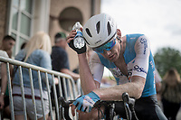 Zak Dempster (AUS/Israel Cycling Academy) post-finish<br /> <br /> Dwars door het Hageland 2019 (1.1)<br /> 1 day race from Aarschot to Diest (BEL/204km)<br /> <br /> ©kramon