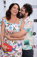 "Amy Landecker, Jay Duplass<br /> at the ""Transparent"" Season 4 Sneak Peek at Outfest LGBT Film Festival, DGA, Los Angeles, CA 07-15-17<br /> David Edwards/Dailyceleb.com 818-249-4998"